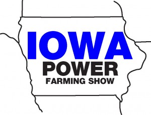 Catch the 2012 Power Farming Show in Des Moines, IA