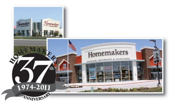 visit homemakers furniture in des moines celebrating 37 With homemakers furniture west des moines ia